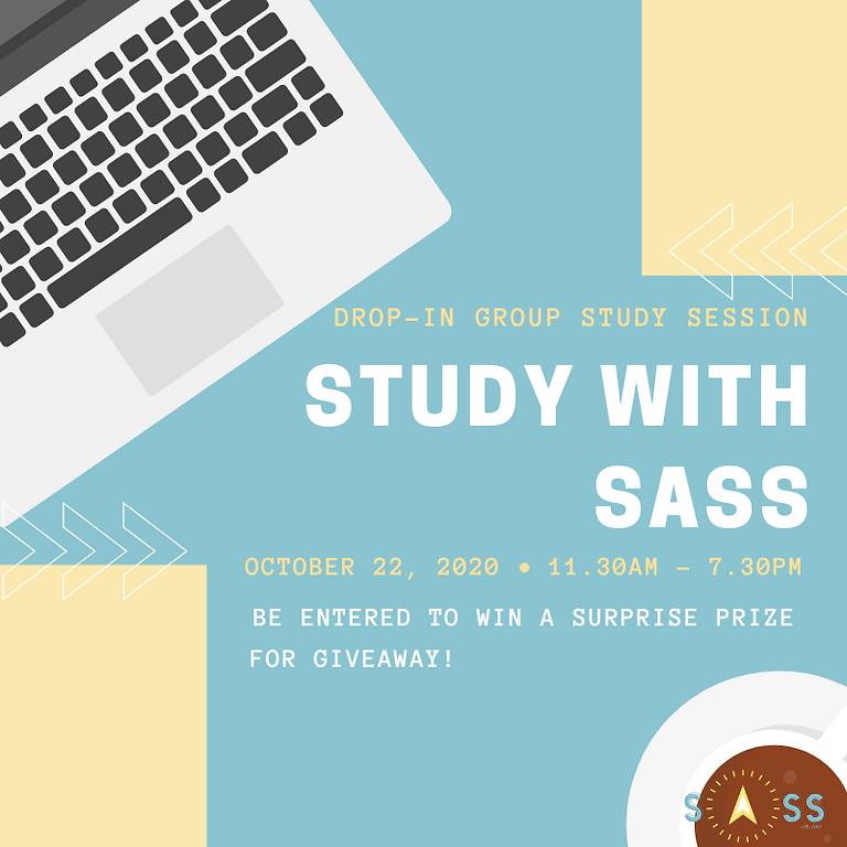 Study with SASS!