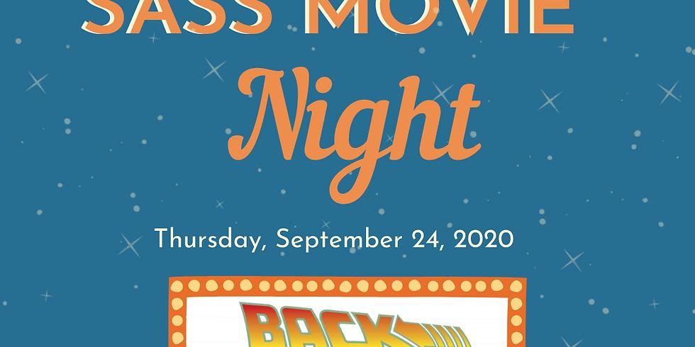 Movie Night with SASS!