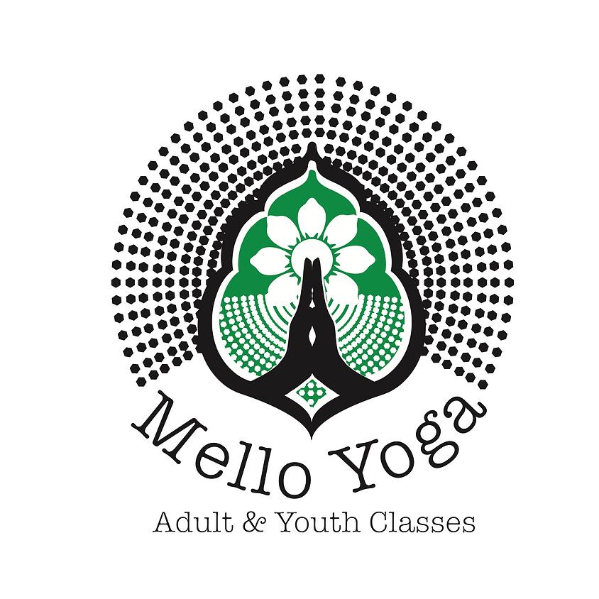Midland Moms Get Mello at Mello Yoga
