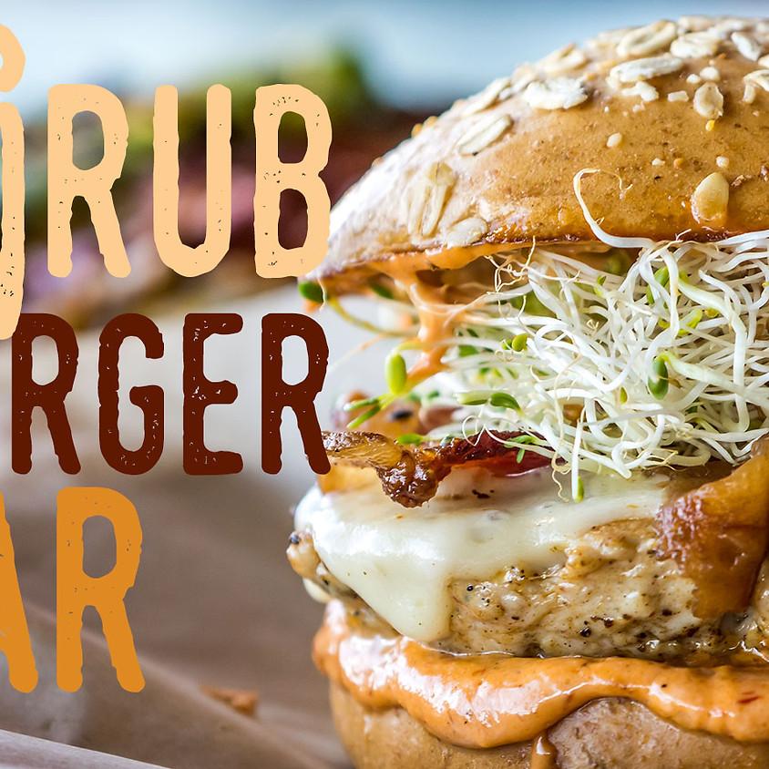 Grub Burger Bar Restaurant Night