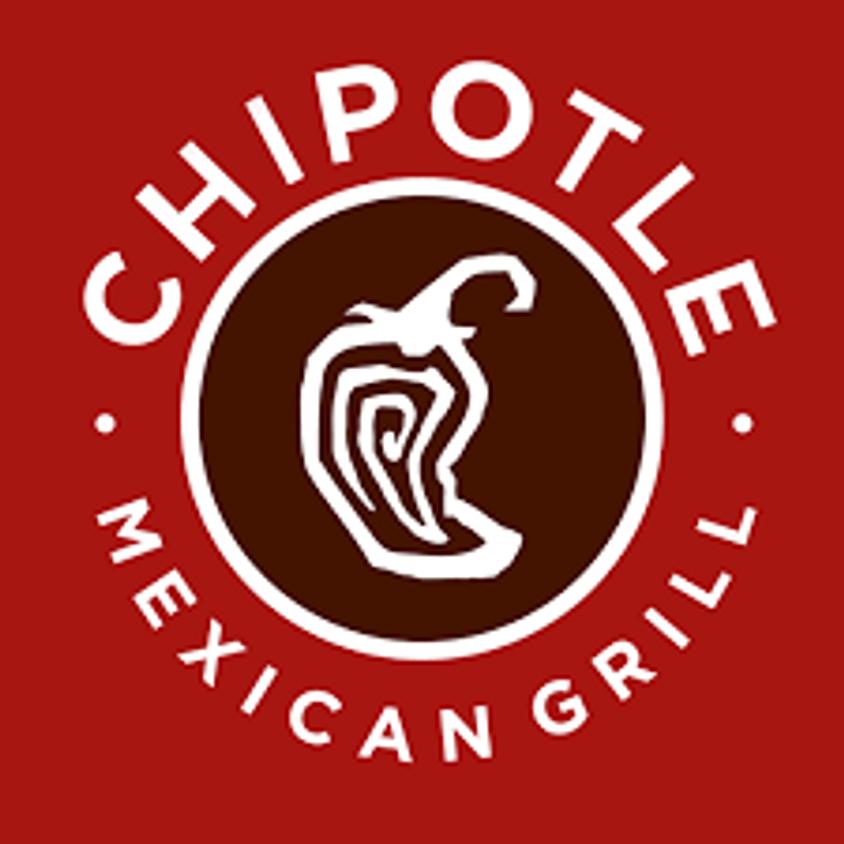 Chipotle Restaurant Night