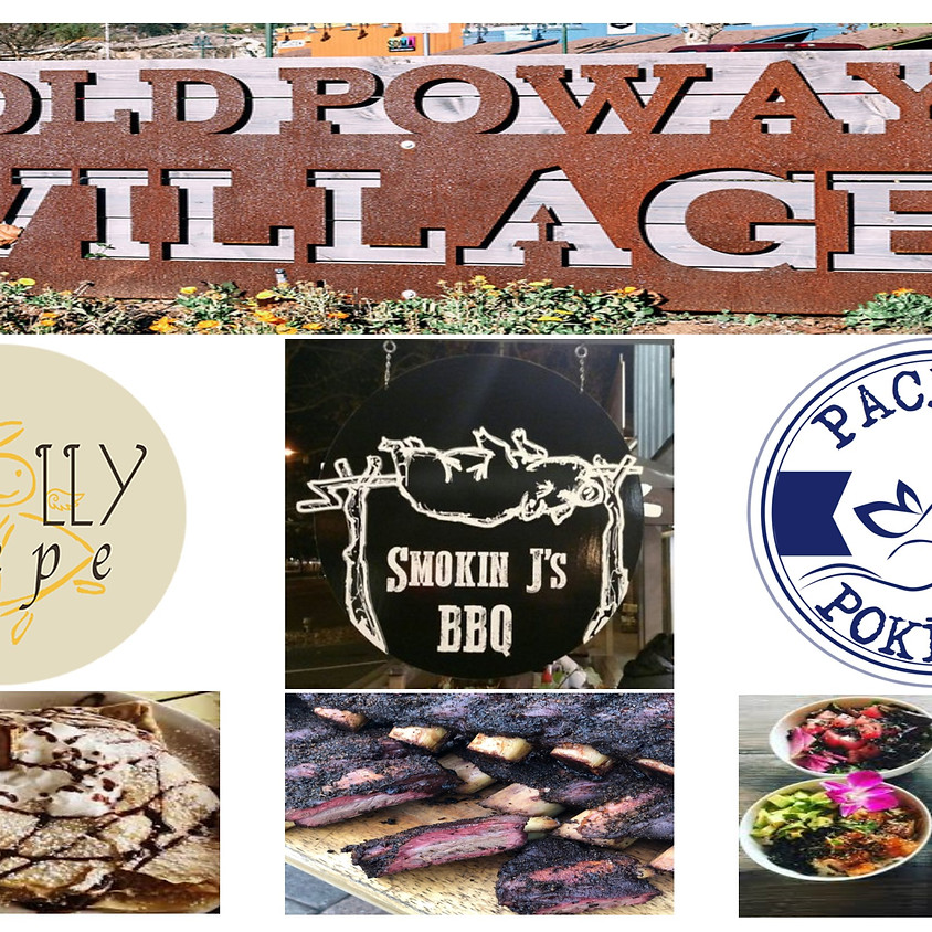 Old Poway Village Restaurant Event