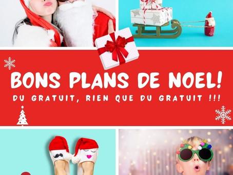 Bons plans GRATUITS Noël 2020 pour toute la famille : magazine, film, jeux, musique...