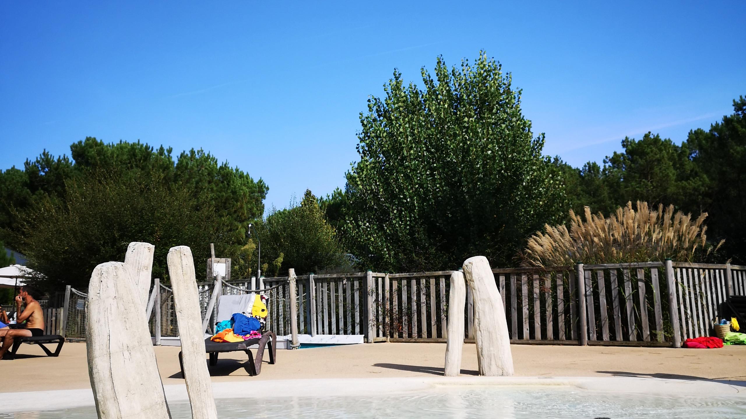 Piscine Sandaya Soustons Village