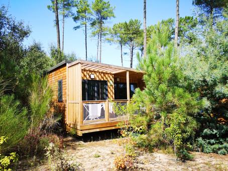 Séjour insolite au vert : un week-end en camping au plus près de la nature !