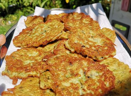 Recette de beignets de courgettes savoureux