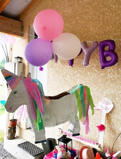 Fabriquer Une Pinata Facile Et Rapide fabriquer sa piñata licorne - diy facile et rapide