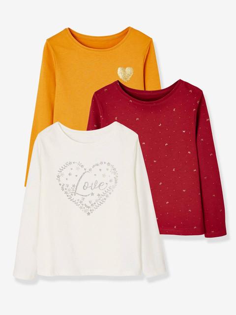 lot-de-3-t-shirts-fille-assortis