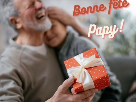 Fête des grands-pères 2020: c'est dimanche 4 octobre ! Idées et cadeaux pour petit budget!