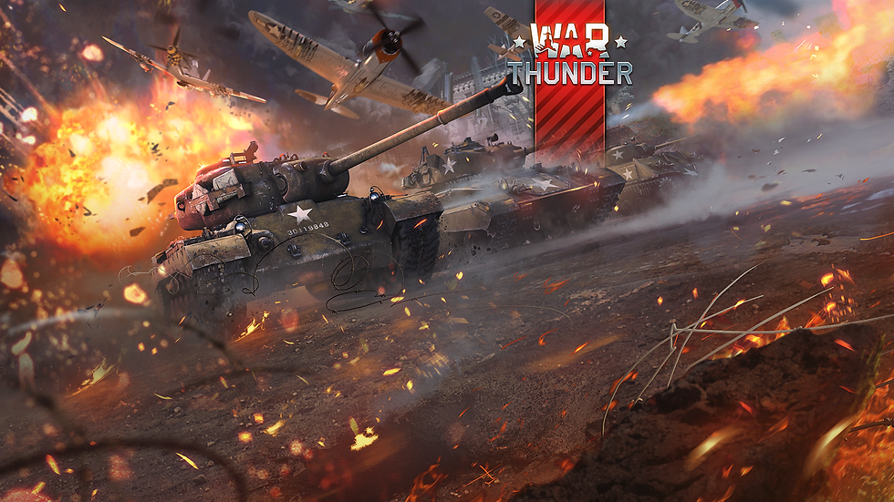 War Thunder PC Game Free Download Full V