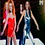 Thumbnail: Red Boned Basque by Iconic Spice Girls Designer