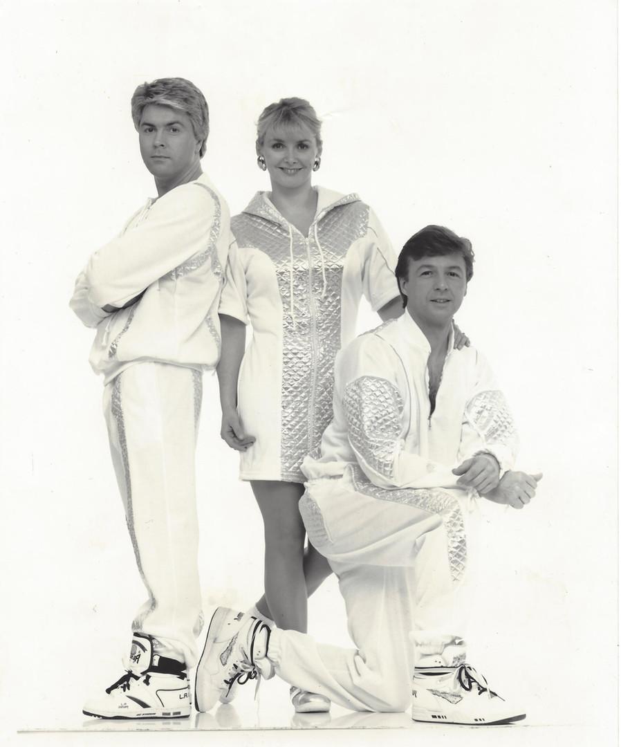 Relaunch of Bucks Fizz 1994 by Dee Izmai