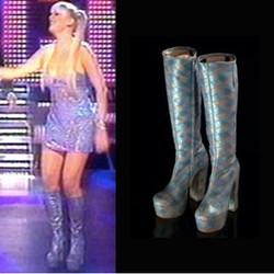 Geri Halliwell & Disco Boots