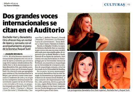 La Nueva Crónica 08-03-2014