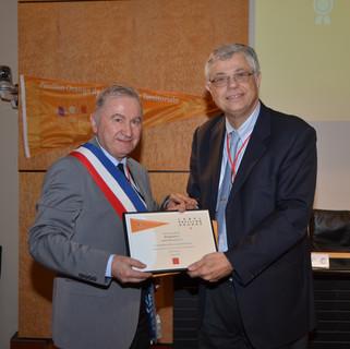 Cérémonie de remise de diplôme du Pavillon Orange à Bruguières