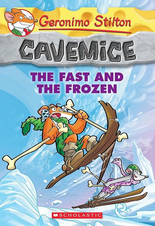 Geronimo Stilton Cavemice #4: The Fast and the Frozen