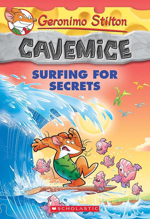 Surfing for Secrets (Geronimo Stilton Cavemice #8)
