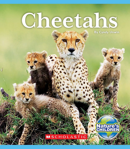 Cheetahs (Nature's Children)