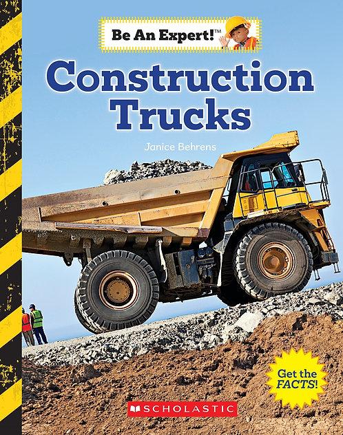 Construction Trucks (Be an Expert!)