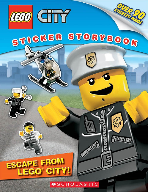 LEGO City: Escape from LEGO City!