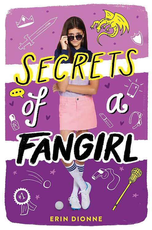 Secrets of a Fangirl