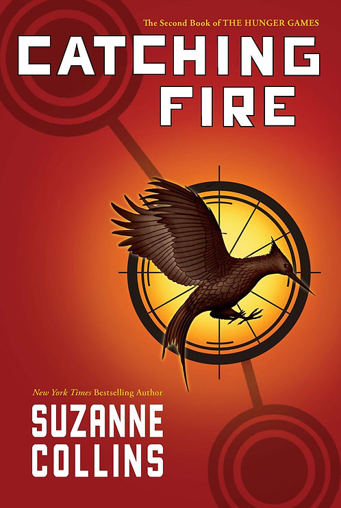 Catching Fire (Hunger Games, Book Two)
