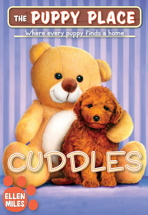 Cuddles (The Puppy Place #52)