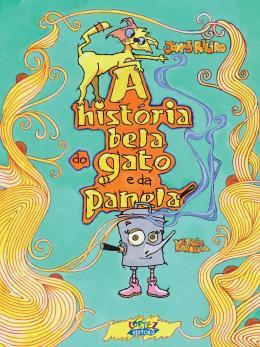 HISTORIA BELA DO GATO E DA PANELA