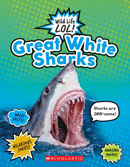 Great White Sharks  (Wild Life LOL!)