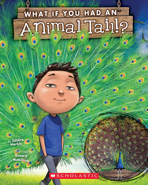 What If You Had An Animal Tail?