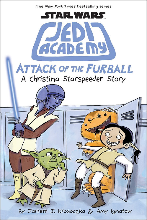 Attack of the Furball (Star Wars: Jedi Academy #8)