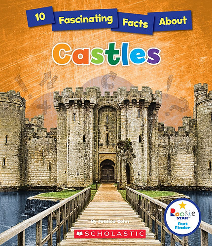 10 Fascinating Facts About Castles (Rookie Star: Fact Finder)