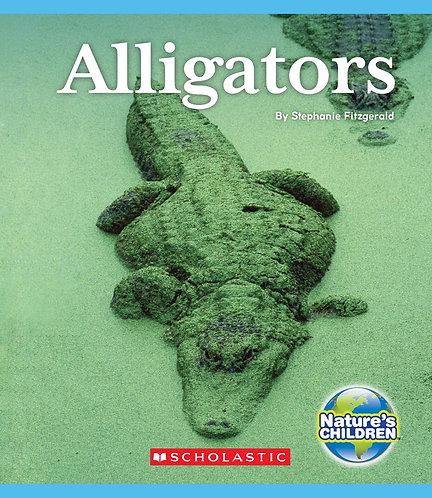 Alligators (Nature's Children)