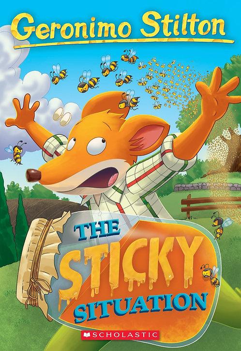 The Sticky Situation (Geronimo Stilton #75)