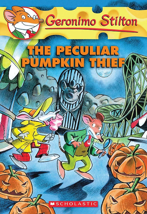 The Peculiar Pumpkin Thief (Geronimo Stilton #42)