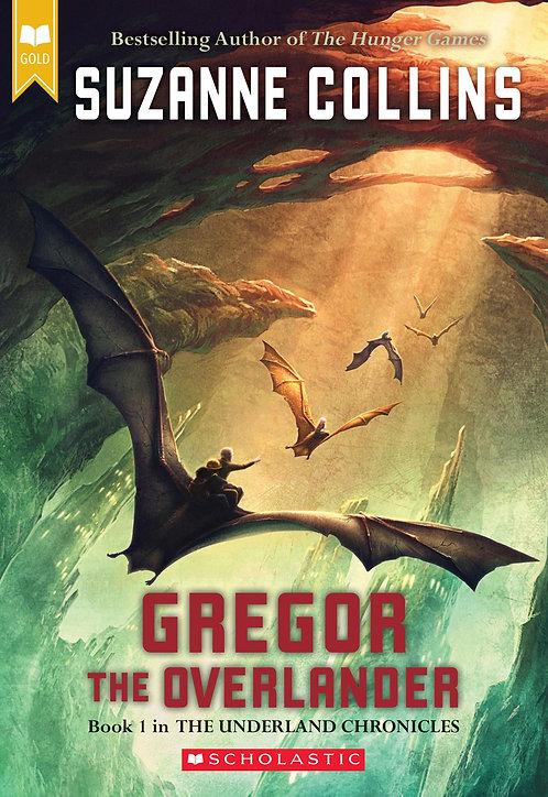 The Gregor the Overlander (Scholastic Gold)