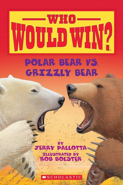 Who Would Win?: Polar Bear vs. Grizzly Bear