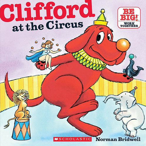Clifford At The Circus
