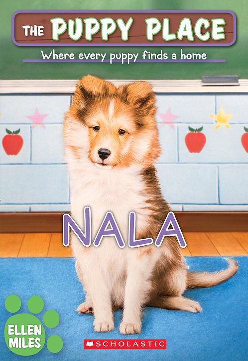 Nala (The Puppy Place #41)