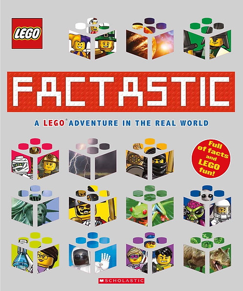 Factastic: A LEGO Adventure in the Real World (LEGO Nonfiction)
