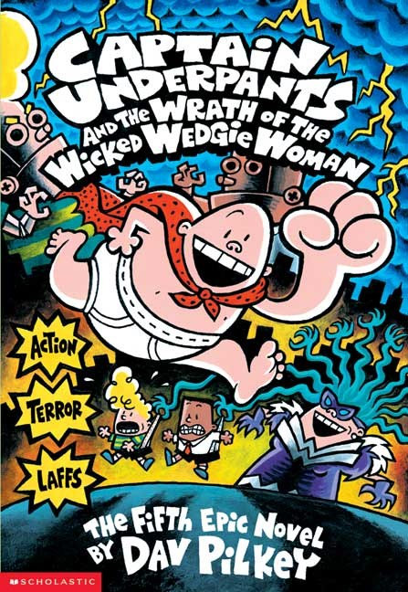 Captain Underpants #5