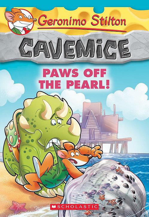 Paws Off the Pearl! (Geronimo Stilton Cavemice #12)