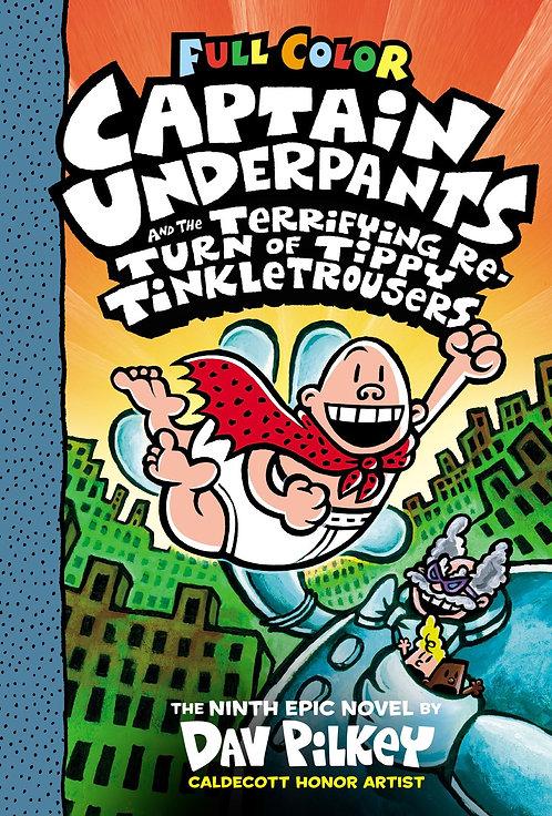 Captain Underpants #12