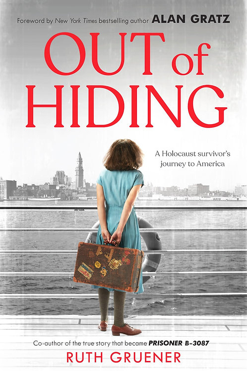 Out of Hiding: A Holocaust Survivor�s Journey to America