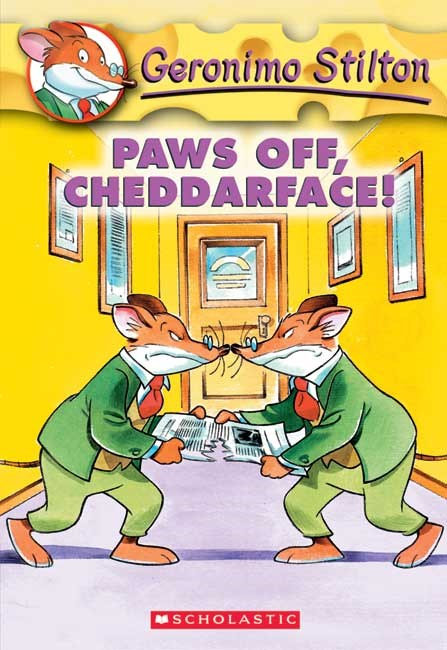 Paws of Cheddarface! (Geronimo Stilton #6)