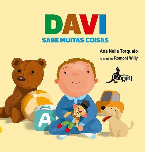 DAVI SABE MUITAS COISAS