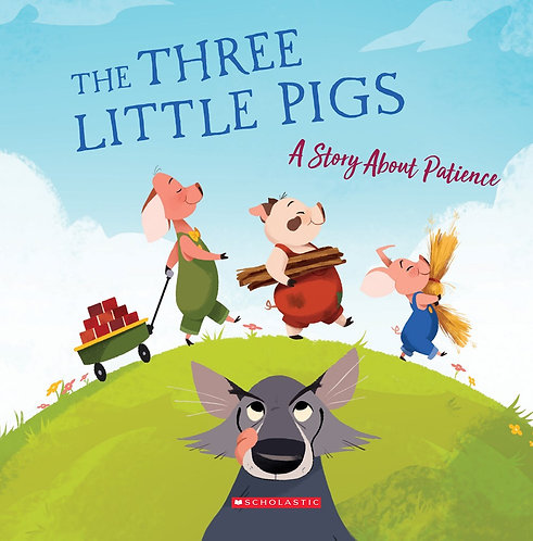 The Three Little Pigs (Tales to Grow By)