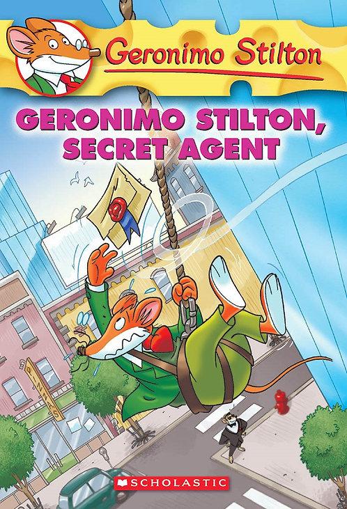 Geronimo Stilton, Secret Agent (Geronimo Stilton #34)