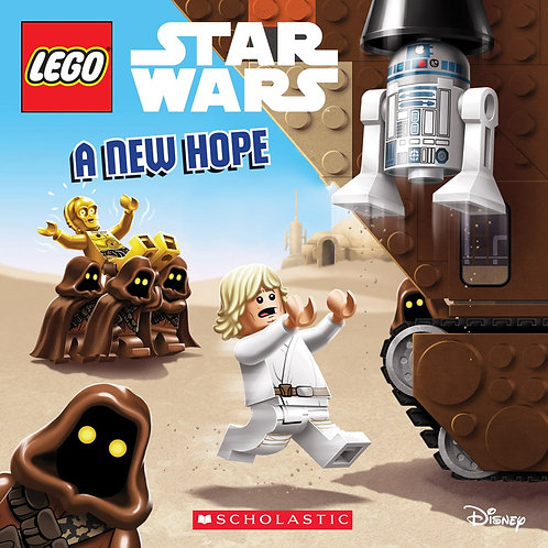 A New Hope: Episode 4 (LEGO Star Wars: 8x8)