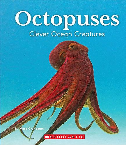 Octopuses: Clever Ocean Creatures (Nature's Children)